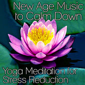 New Age Music to Calm Down - Yoga Meditation for Stress Reduction (Soothing Ocean Waves, Morning Birds Song, Calming Rain Sound, Natural Ambient) Healing Therapy to Reach Relax and Tranquility by Various Artists