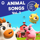 Animal Songs, Vol. 1 by Little Baby Bum Nursery Rhyme Friends