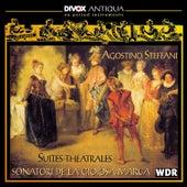 Steffani: Suites théatrales von The Sonatori De La Gioiosa Marca