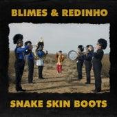 Snake Skin Boots von Blimes