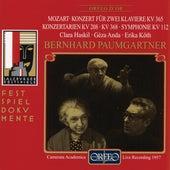 Mozart: Piano Concerto No. 10, Il rè pastore, Ma che vi fece & Symphony No. 13 de Various Artists