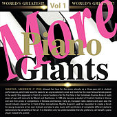 More Piano Giants: Martha Argerich, Vol. 1 de Martha Argerich