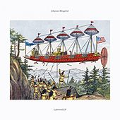Latewood EP von Johannes Klingebiel