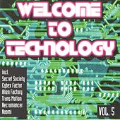 Welcome To Technology Vol. 5 de Various Artists