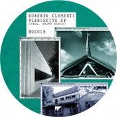 Plebiscite EP by Roberto Clementi