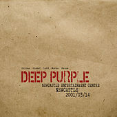 Live in Newcastle 2001 by Deep Purple