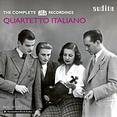 Quartetto Italiano: The complete RIAS Recordings (Berlin, 1951-1963) de Quartetto Italiano
