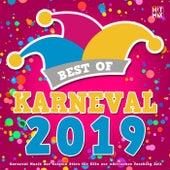 Best of Karneval 2019 (Karneval Musik der Colonia Stars für Köln zur närrischen Fasching Zeit) von Various Artists