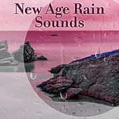 New Age Rain Sounds – Rest with Water Sounds, New Age Relaxation, Peaceful Music, Mind Calmness de Nature Sounds Artists