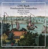 C.P.E. Bach: Hamburgische Festmusiken von Various Artists