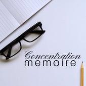 Concentration Memoire CD - Musique de piano relaxante pour étudier by Concentration Etudiant