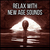 Relax with New Age Sounds – Ocean Waves to Calm Down, Soft Sounds to Relax, Rest a Bit de Nature Sounds Artists