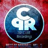 Best Of Minimal, Vol. 3 de Various