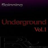 Spinning Underground, Vol.1 de Various