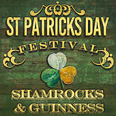 St Patricks Day Festival - Shamrocks & Guinness by Various Artists