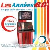 Les années 60, Vol. 3 (Les plus belles chansons) de Various Artists