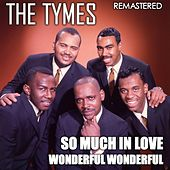 So Much in Love & Wonderful Wonderful (Remastered) de The Tymes