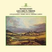 Mendelssohn: Piano Trios Nos 1 & 2 by Anne Queffélec