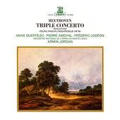 Beethoven: Triple Concerto by Anne Queffélec