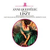 Liszt: Piano pieces by Anne Queffélec