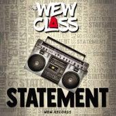 Statement de Wew Class Statement