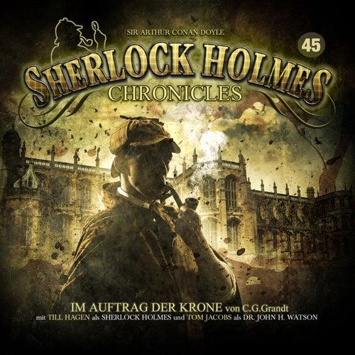 Folge 45: Im Auftrag der Krone von Sherlock Holmes Chronicles