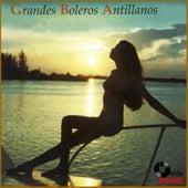 Grandes Boleros Antillanos de Bossanova Orquesta