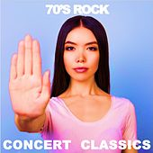 '70s Rock Concert Classics (Live) by Various Artists