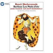 Ravel: Shéhérazade - Berlioz: Les Nuits d'été de Sir John Barbirolli