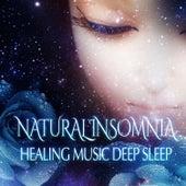 Natural Insomnia Healing Music: Deep Sleep, Sounds for Trouble Sleeping, Peaceful Slumber by Deep Sleep Music Academy