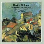 Milhaud: Symphonies Nos. 2 & 3 de Various Artists