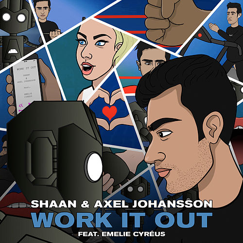 Work It Out by Shaan