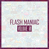 Flash Maniac, Vol. 01 - EP von Various Artists