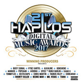 21st Hapilos Music Awards 2017 (Winning Producers Presents): Top 21 Artist de Various Artists