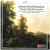 Heinichen: Dresden Wind Concertos de Various Artists