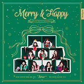 Merry & Happy by TWICE