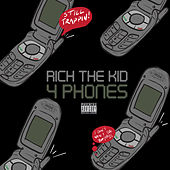 4 Phones von Rich the Kid