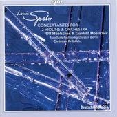 Spohr: Concertantes Nos. 1 & 2 von Ulf Hoelscher