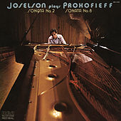 Prokofiev: Piano Sonata No. 8 in B-Flat Major, Op. 84 & Piano Sonata No. 2 in D Minor, Op. 14 de Tedd Joselson