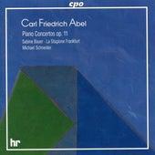 Abel: Piano Concertos, Op. 11 von Sabine Bauer