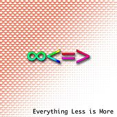 Everything Less Is More von Peter Burke