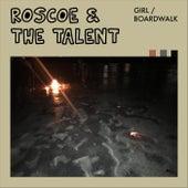 Girl / Boardwalk by Roscoe