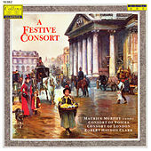 A Festive Consort by Various Artists