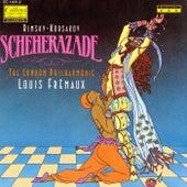 Rimsky: Korsakov  Scheherazade de Louis Frémaux