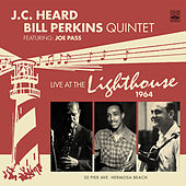 Live at the Lighthouse 1964 van J.C.Heard