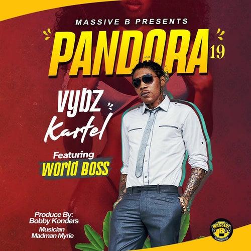 Massive B Presents: Pandora 19 by VYBZ Kartel