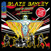 Live in France by Blaze Bayley