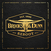 Reboot...Mama Don't Get Dressed Up for Nothing de Brooks & Dunn
