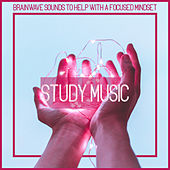 Study Music: Brainwave Sounds to Help with a Focused Mindset by RelaxingRecords