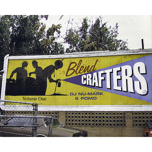 Blend Crafters, Vol. 1 von DJ Nu-Mark